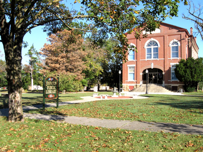 Baxter Springs Library